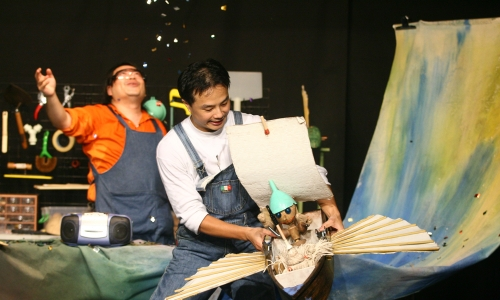|SHOW|Object Theatre:《The Adventure of Puppets》